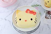 kT猫戚风蛋糕的做法