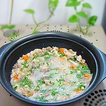 羊肉蘑菇粉丝煲