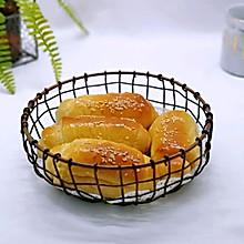 #做道好菜,自我宠爱!#果仁面包卷