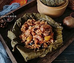 年夜饭必吃菜,荷叶糯米鸡的做法