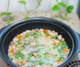 羊肉蘑菇粉丝煲的做法