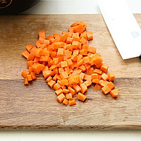 土豆牛肉胡萝卜焖饭#铁釜烧饭就是香#的做法图解2