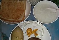 孕妇早餐的做法