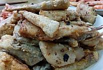 香酥龙头鱼的做法
