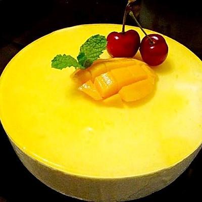 10寸芒果慕斯蛋糕