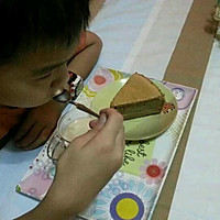 抹茶蛋糕的做法图解5