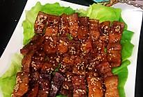 #夏日撩人滋味#韩式烤五花肉#夏天和烤肉更配哦的做法