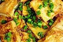 蛋抱豆腐的做法