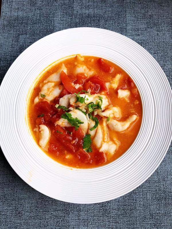 番茄巴沙鱼片的做法