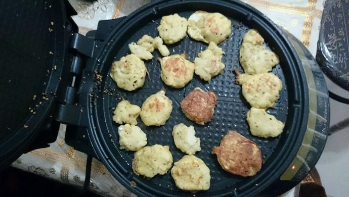 椒盐土豆饼