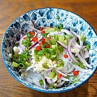 #美食新势力#泰式海鲜粉丝沙拉的做法图解7