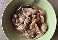 麻油鸡(台湾月子餐)的做法