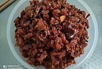 炒萝卜干的做法