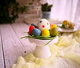 天然色素制作的复活节彩蛋的做法