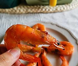 #全电厨王料理挑战赛热力开战!#低脂美味零负担的脆皮大虾的做法