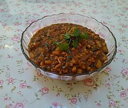 虾米杂酱的做法
