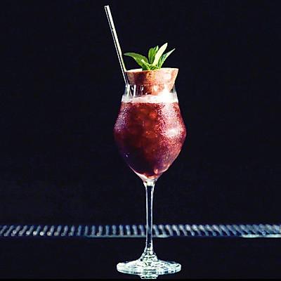 香草鸡尾酒|美食台