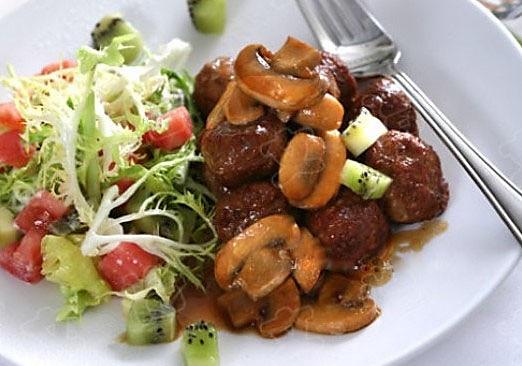 异域美食:瑞典肉丸子的做法