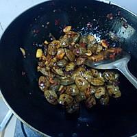 香辣豉香花蛤的做法图解5