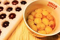 自制无添加葡萄罐头的做法