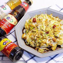 #合理膳食 营养健康进家庭#素炒圆白菜|生活需要平淡的家常菜