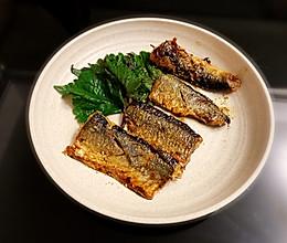 日式煎秋刀鱼的做法