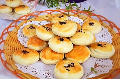 香酥菠萝酱饼
