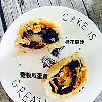 珍宝蛋黄酥月饼的做法图解22
