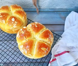 #就是红烧吃不腻!#一次性发酵酸奶面包的做法