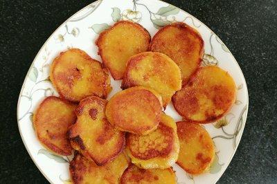 柿子糯米餅