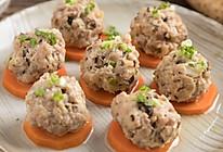 【山药丸子】肉丸子加点料,多吃不腻营养高!的做法