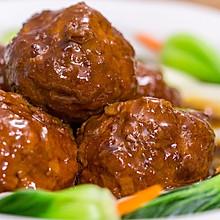 扬州狮子头|美食台
