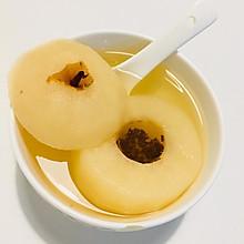 冰糖桂花炖雪梨