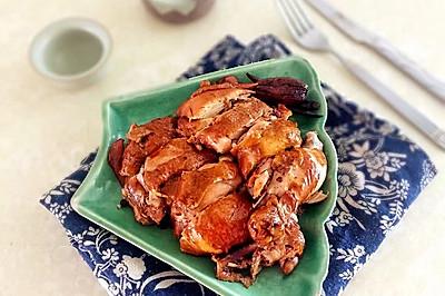 年夜大菜-豉油皇鸡