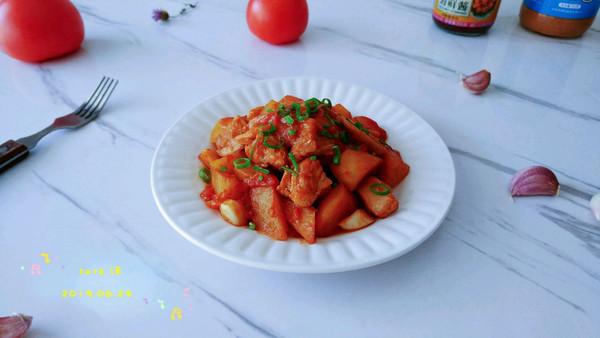 海酱油柿麻蒜鸡的做法