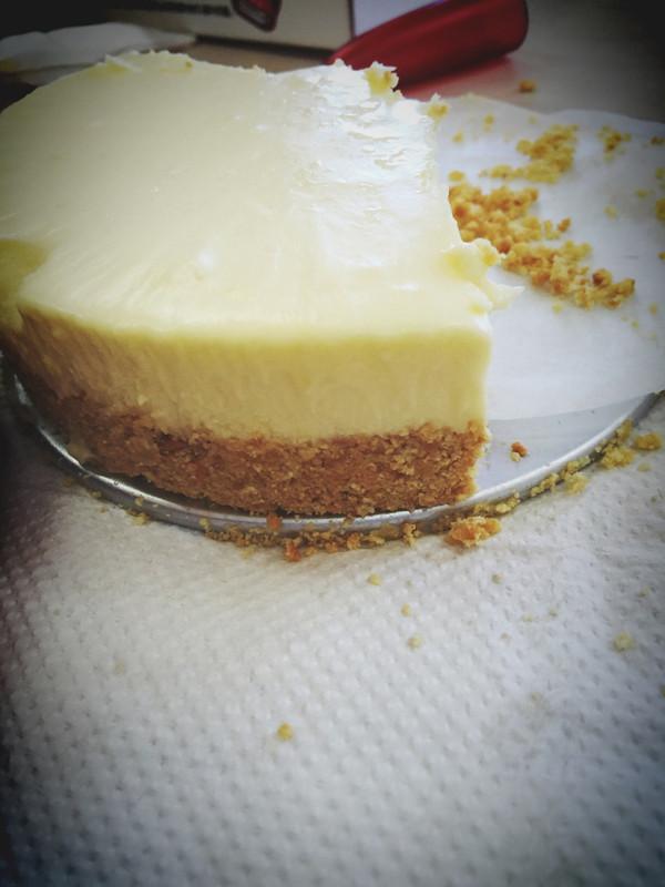 芒果芝士蛋糕_Ludy的做法