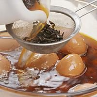 茶叶蛋,只用酱油茶叶煮出好味道!的做法图解4