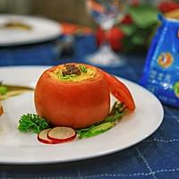 柔软而酸甜的番茄牛肉盅,满足对爱情所有向往