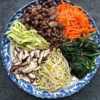 五彩韩式拌饭#520,美食撩动TA的心!#的做法图解9
