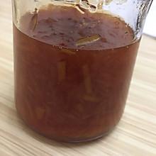 蜂蜜西柚茶