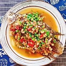 家常菜之鲜香红烧鲫鱼
