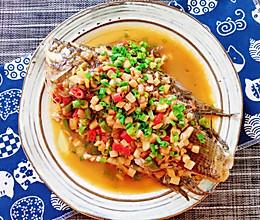 家常菜之鲜香红烧鲫鱼的做法