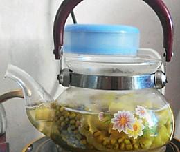 夏日解暑、治口腔溃疡: 苦瓜绿豆汤的做法