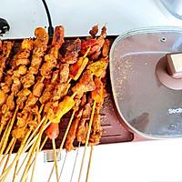 #甜粽VS咸粽,你是哪一党?#自制烧烤肉串的做法图解10