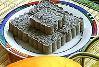 芝麻糕#美的早安豆浆机#的做法