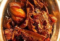 家常版五花肉烧笋干的做法