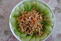 海米烧油菜的做法
