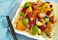 大盘鸡翅拌拉条子#宴客拿手菜#的做法