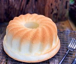 中空戚风蛋糕的做法