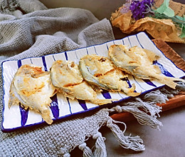 香煎小鲳鱼的做法